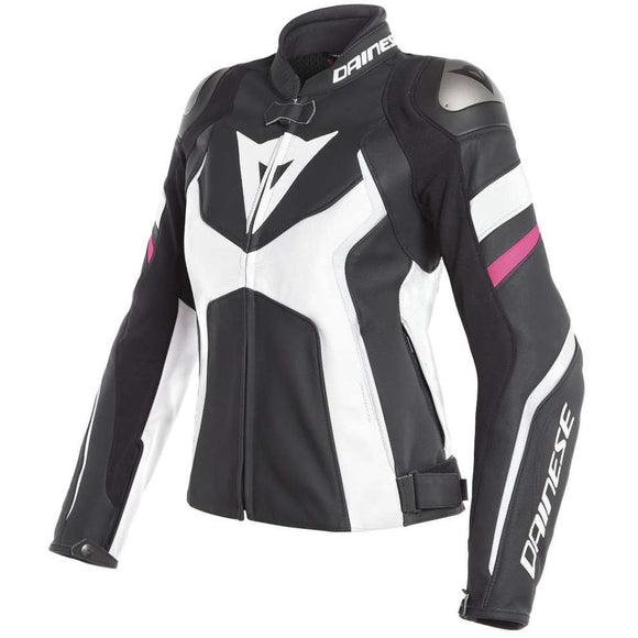 Dainese Avro 4 Lady Leather Jacket