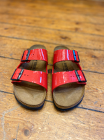 Load image into Gallery viewer, BIRKENSTOCK cerise