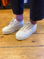 Load image into Gallery viewer, Baskets SUPERGA violet light