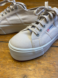 Baskets SUPERGA violet light
