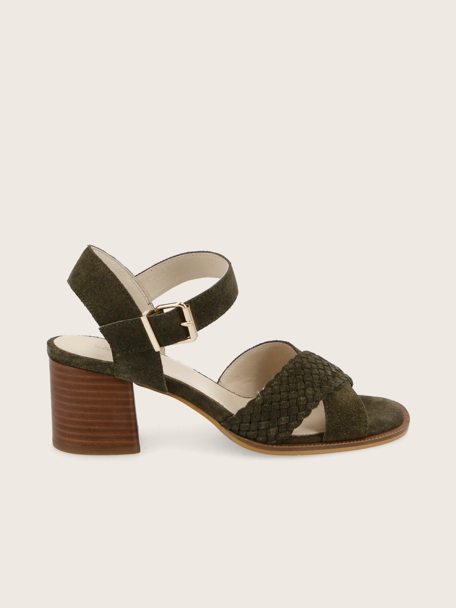 Sandales SCHMOOVE  olive