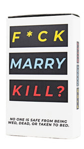 F*ck Marry Kill Game