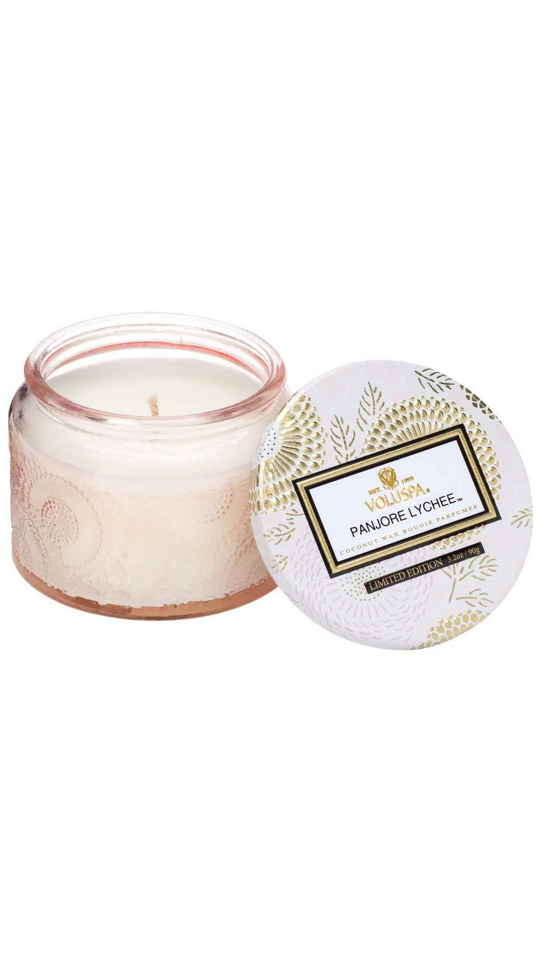 Panjore Lychee Candle 3.2oz