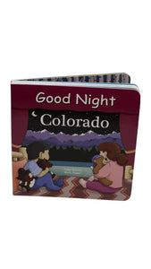 Good Night Colorado Book