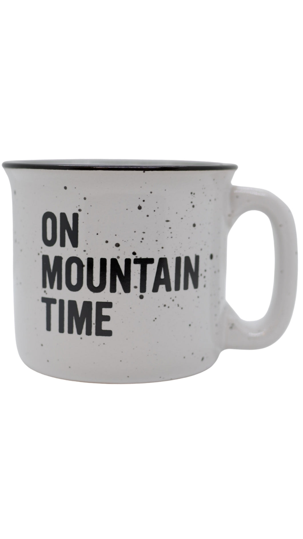 On Mountain Time Mug