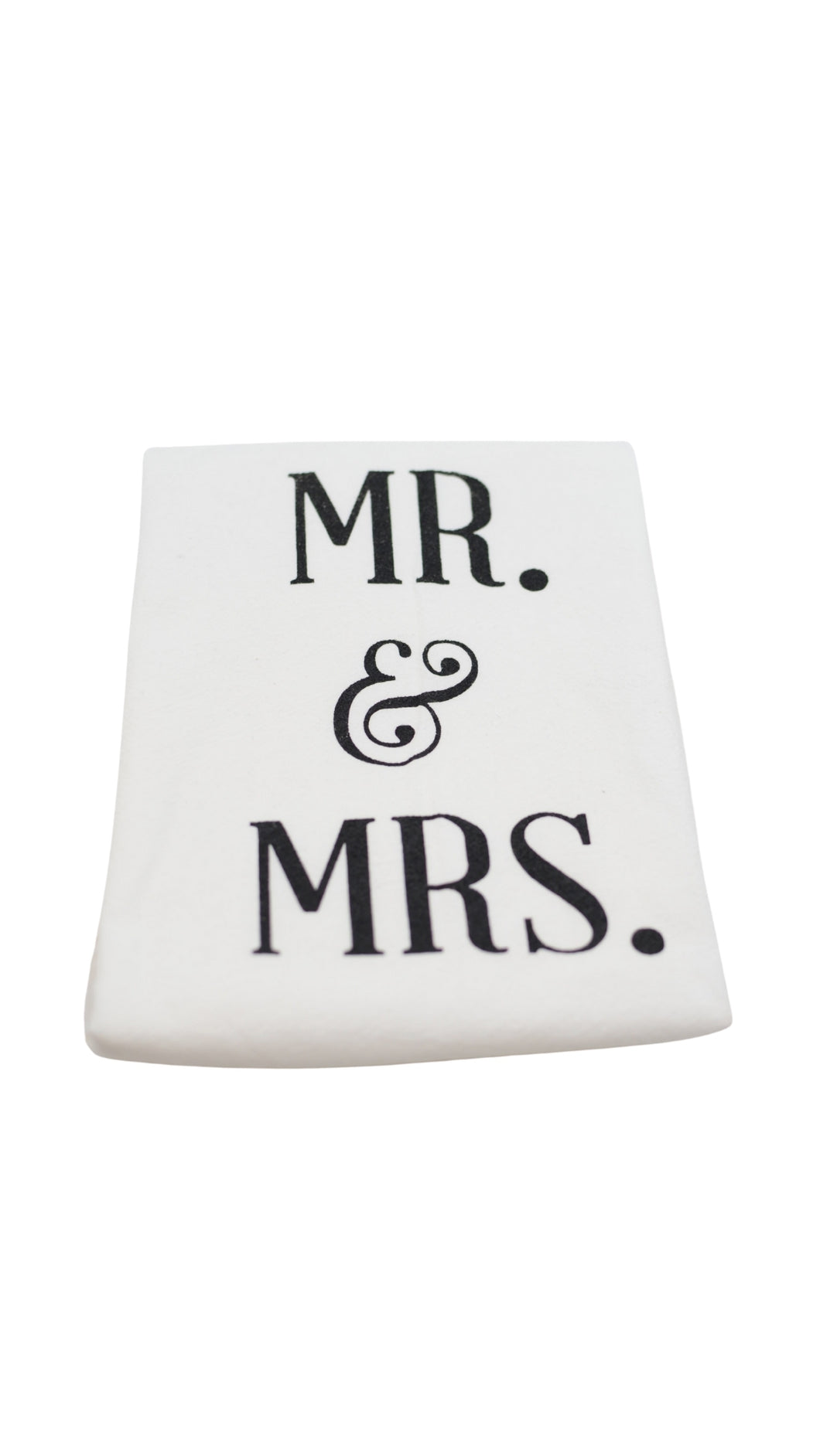 Mr. & Mrs. Tea Towel
