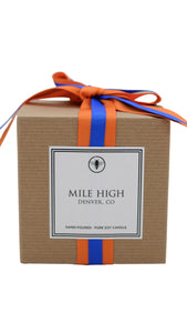 Mile High Candle