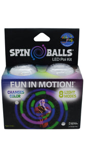 LED Spinballs