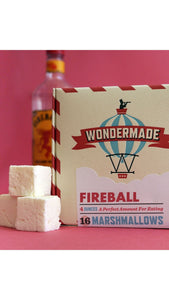 Fireball Marshmallow Candy