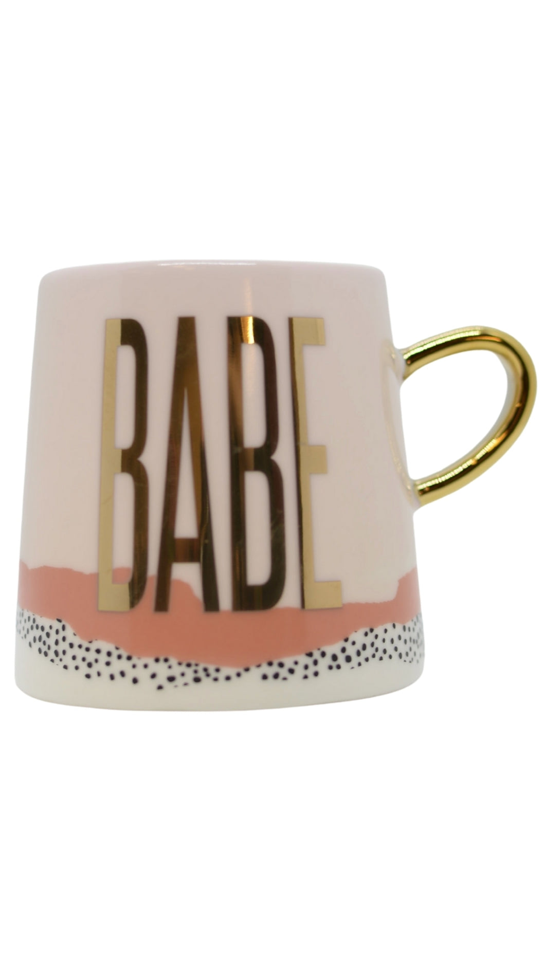Babe Tapered Mug