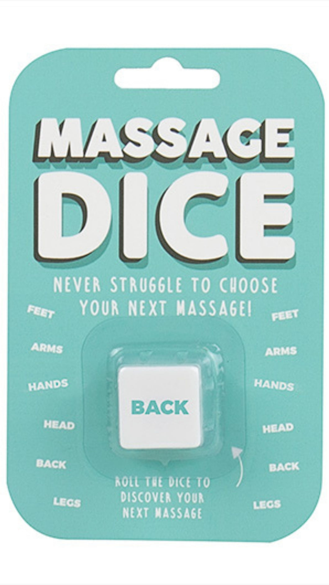 Massage Dice