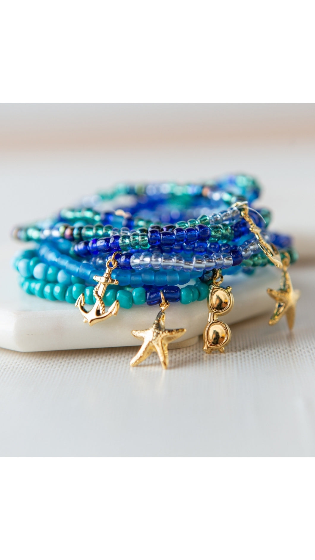Beachside Bracelet Kit