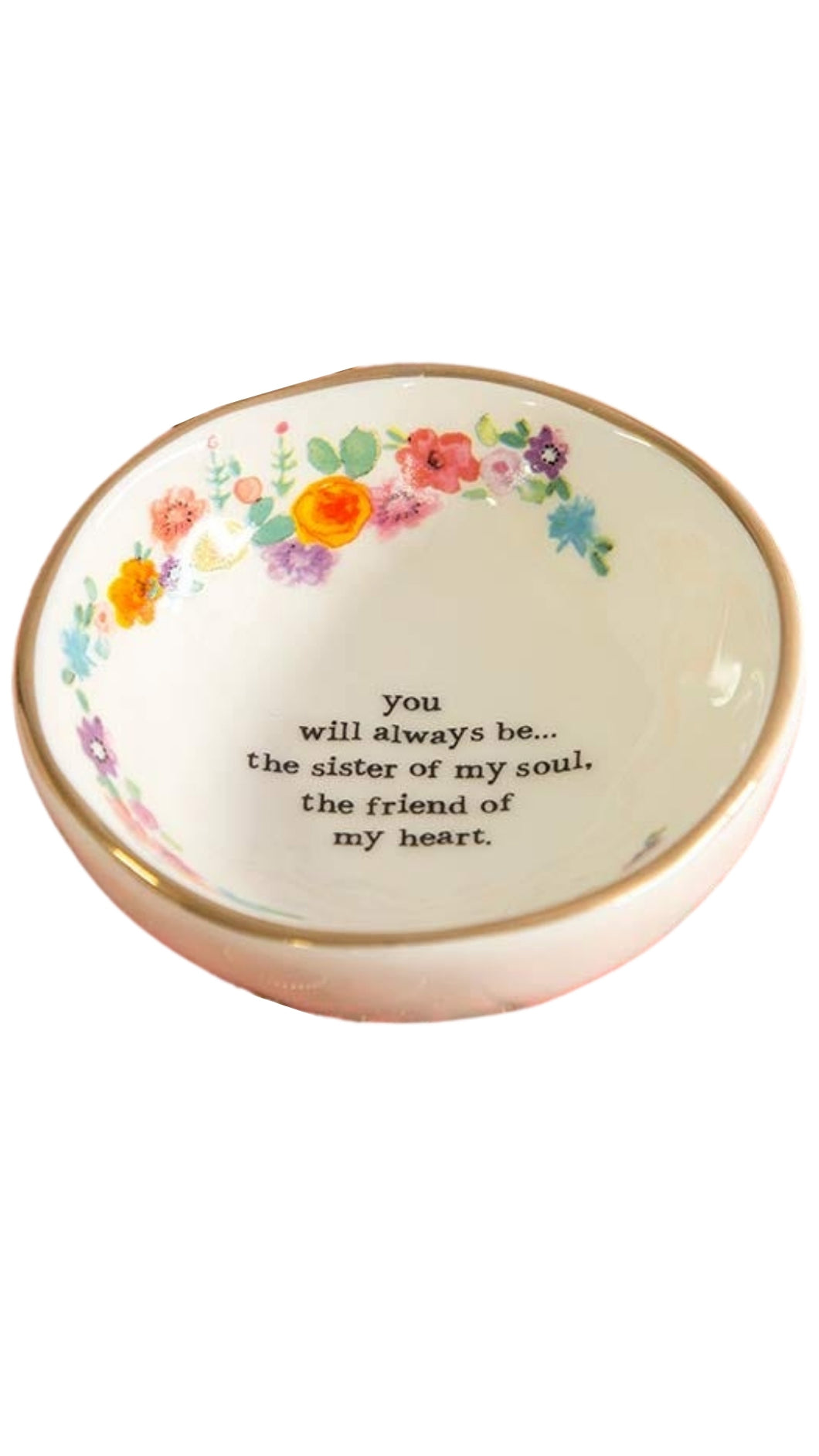 Sister of My Soul Trinket Dish