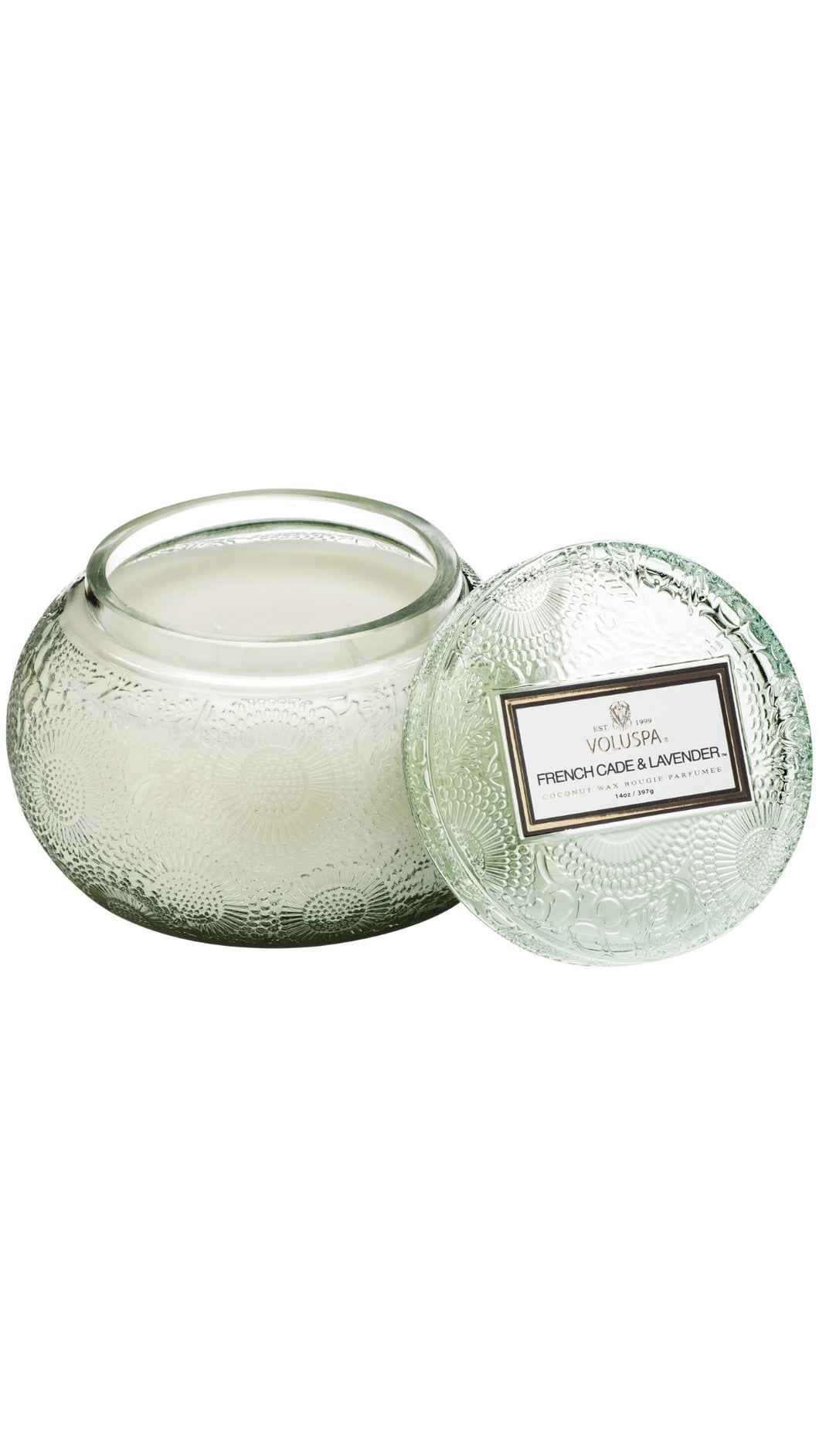 Voluspa French Cade and Lavender Candle 14oz