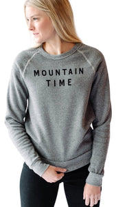 Mountain Time Pullover
