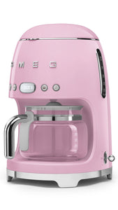 Pink Drip Coffee Machine