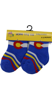 CO Baby Socks