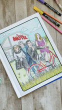 Load image into Gallery viewer, Schitt's Creek Coloring Book