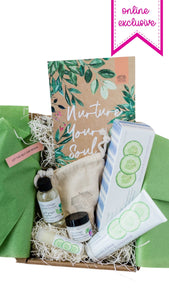 The Cottage Greenhouse Spa & Pamper Self-Care Set