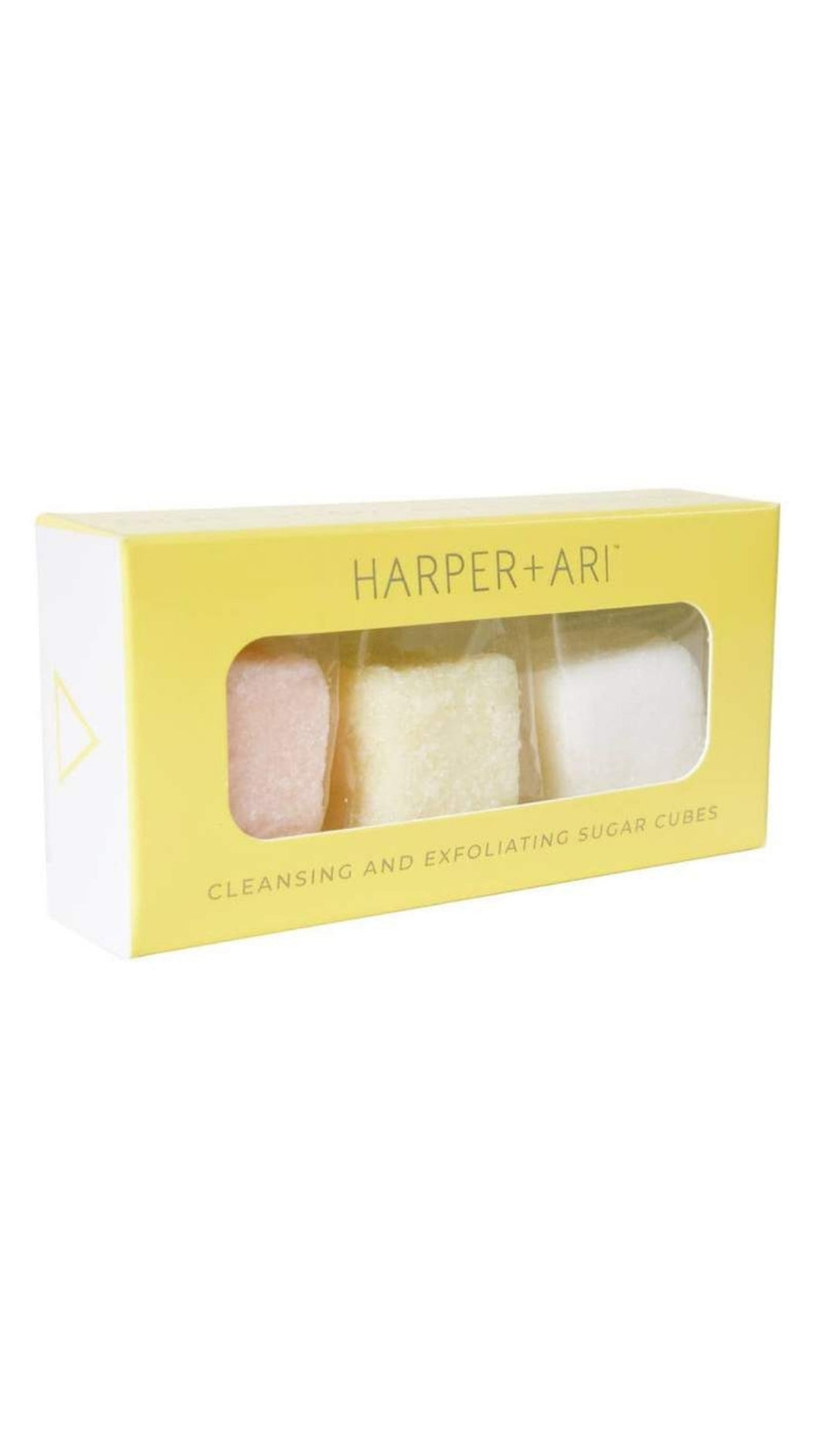 Cleansing & Exfoliating Sugar Cubes