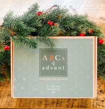 Load image into Gallery viewer, ABC's of Advent Box