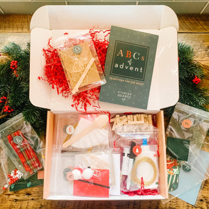 ABC's of Advent Box
