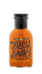 Black Magic Buffalo Sauce