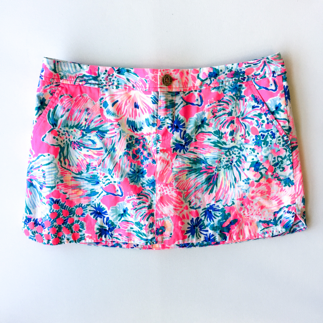 Lilly Pulitzer Skirt Size 8