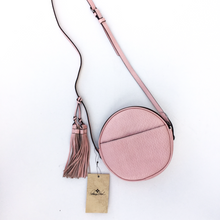 Load image into Gallery viewer, Patricia Nash Leather Handbag