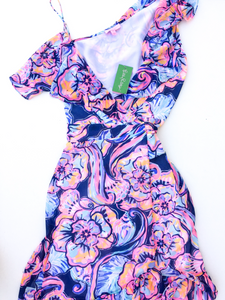 Lily Pulitzer Maxi Dress Size M (8 10)