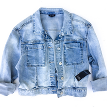 Load image into Gallery viewer, A.N.A. Denim Jacket Size L