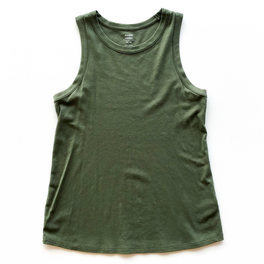Old Navy Tank Size M