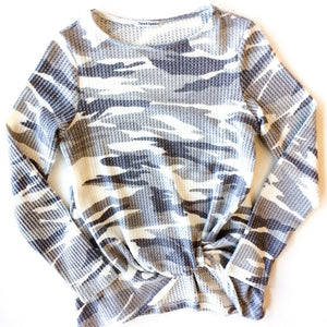 Theo & Spence Long Sleeve Women's XS