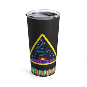Heaven's Gate Away Team Stainless Steel Thermal Tumbler 20 oz