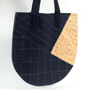 Hand Stitched Canvas Tote