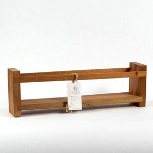 Large Wood Caddy