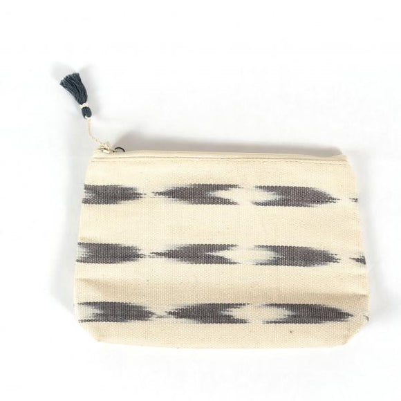 Handwoven Cosmetic Bag