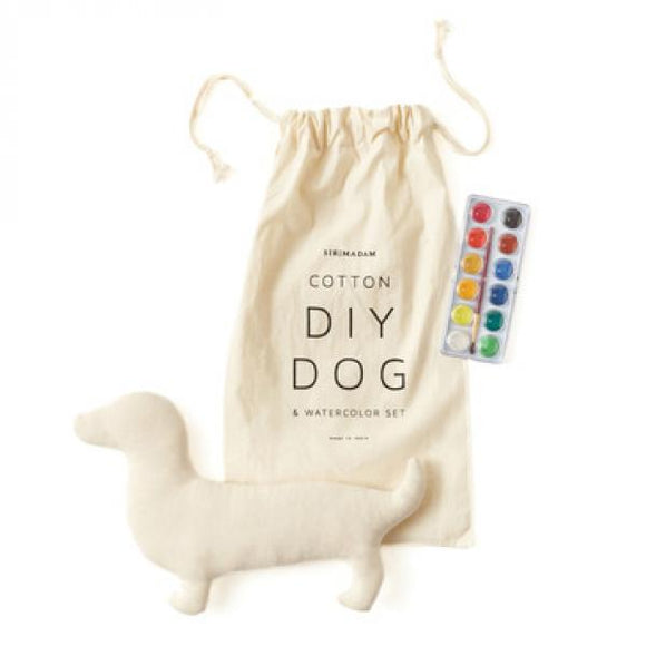 DIY Dog & Watercolor Set