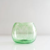 Handblown Wine Glass, Choose Color