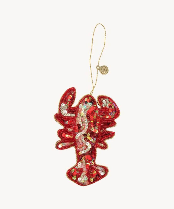 Looky Lobster Ornament