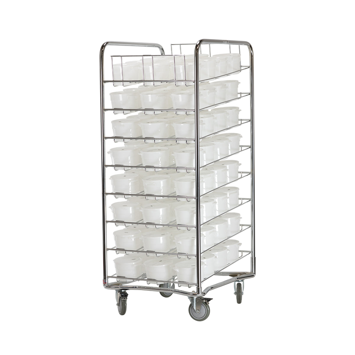 Dough Cart Storage