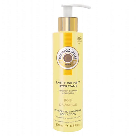 Body milk Bois D'Orange Roger & Gallet (200 ml)