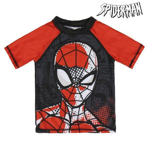 Bade-T-Shirt Spiderman 73819