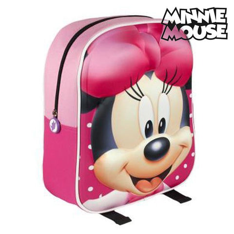 Kinderrucksack 3D Minnie Mouse 6957