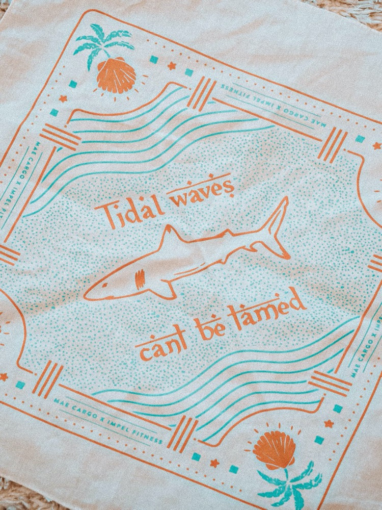 Tidal Waves Can't Be Tamed - Mae Cargo