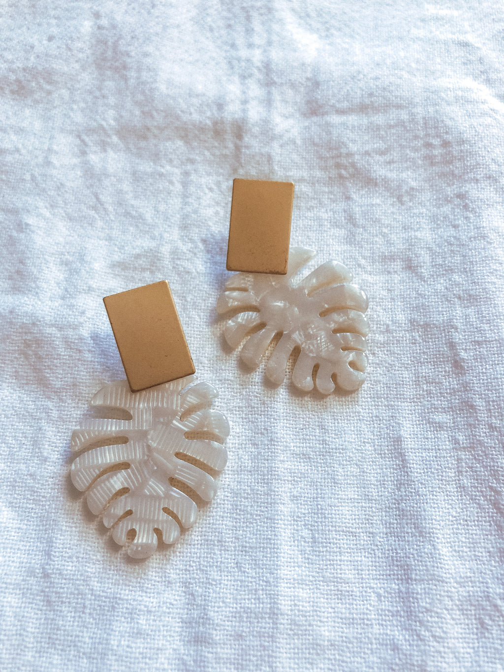 Palm Babe Earrings - Mae Cargo