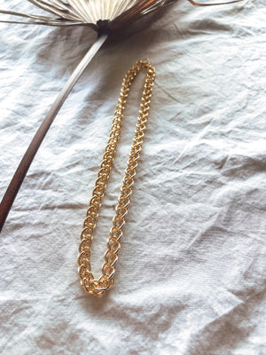 """Confident"" chain necklace - Mae Cargo"