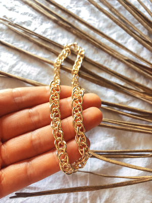 """Confident"" chain necklace - MaeCargo"