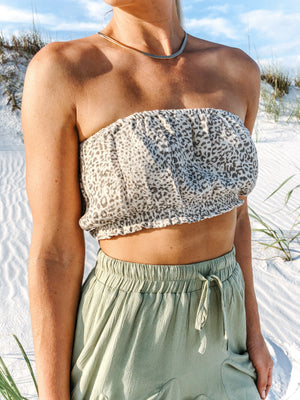Wild Journey Crop Top - MaeCargo