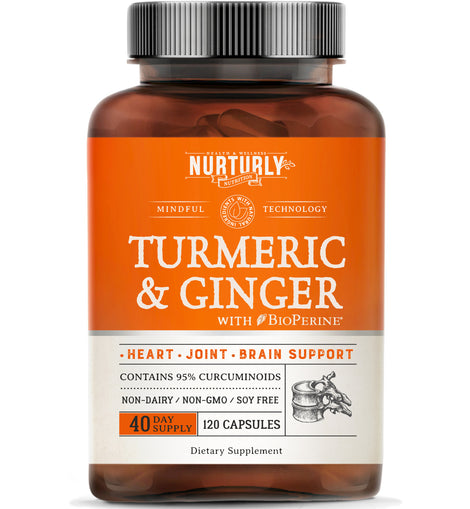 Turmeric Ginger - 120 Count